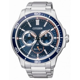 CITIZEN Eco-drive Multi Function 46mm BU2040-56L