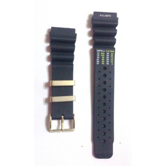 CITIZEN λουράκι εμπορίου 23mm για promaster ρολόγια ad69d0b6c27