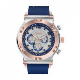 FERENDI Marvel 49mm Blue silicone 9091-14